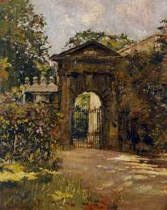 Joseph William Topham Vinall - the inigo jones Porte