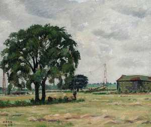 Cuthbert Julian Orde - Sans fil Gare au raf dishforth