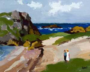 Donald Mcintyre - Iona Rivage , Pas . 1