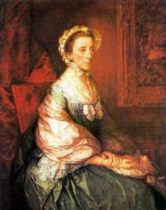 Thomas Gainsborough - Marie , duchesse de montagu