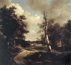 Thomas Gainsborough - Drinkstone Parc