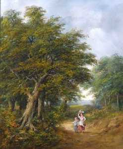 Robert Burrows - Gainsborough's Voie
