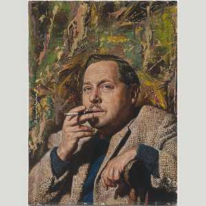 Bernard Safran - tennessee williams