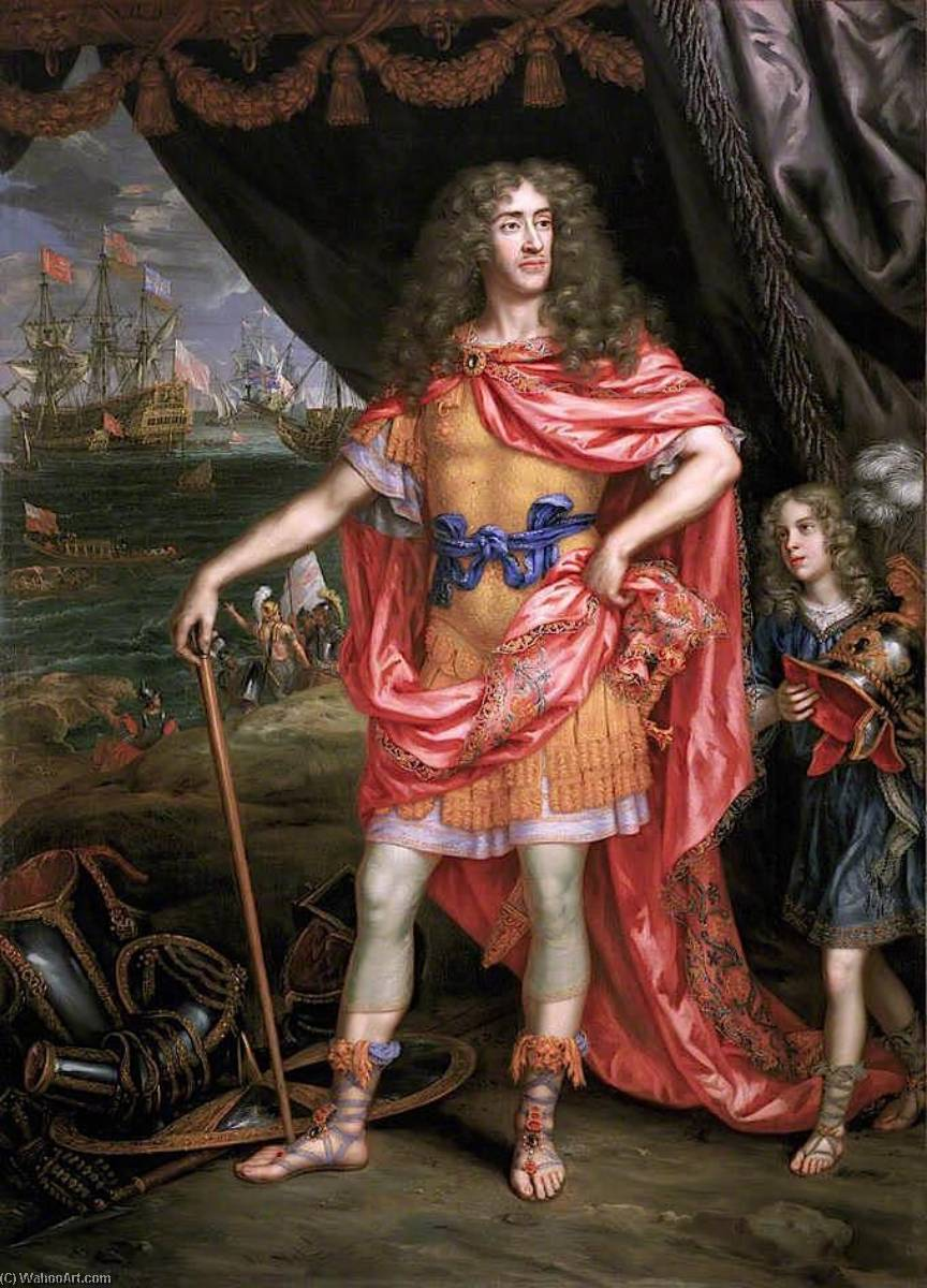 Achat Copie Tableau : James , Duc de York, 1673 de Henri Gascars | WahooArt.com