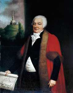 Stephen Hewson - Adjoint au maire james simmons ( 1741–1807 )