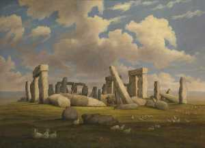 Richard Tongue - Stonehenge de l Ouest sud ouest