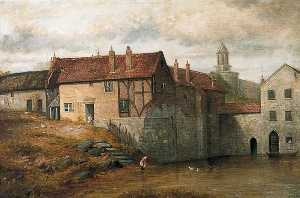 George Fall - castle mills , York
