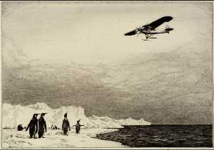 Paul F Berdanier - antarctique