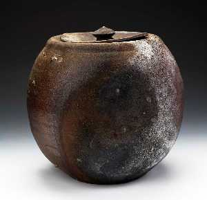 Paul Chaleff - Lidded Pot