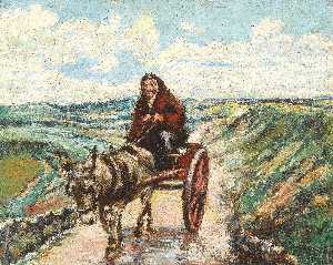 William Conor - sur l' route