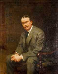 Albert Henry Collings - Monsieur alfred herbert ( 1866–1957 )