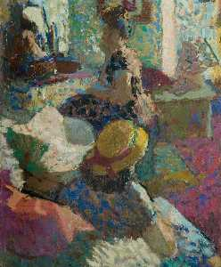 Charles James Mccall - Maquillage