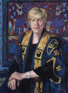 Jane Bond - Professeur brenda gourley , Le vice Chancelier ( 2002 )
