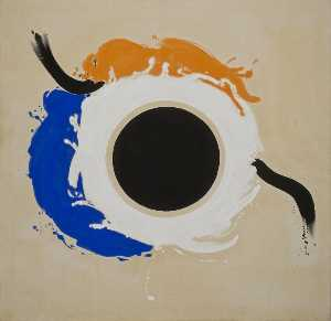 Kenneth Noland - vaciller
