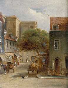 Edward Fox - rue du marché , Brighton , east sussex