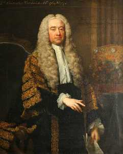 James Wills - Philippe Yorke ( 1690–1764 ) , 1st Comte de Hardwicke et lord Chancelier