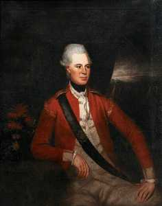 George Keith Ralph - Capitaine ( Plus tard Générales ) william macarmick ( 1742–1815 )