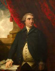 John Rising - l'honorable charles james Renard ( 1749–1806 ) , MP ( après joshua reynolds )