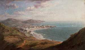 William Ward Gill - aberystwyth de constitution Colline
