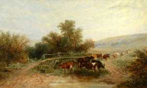 William George Meadows - Eller's Pont , Dans le kent