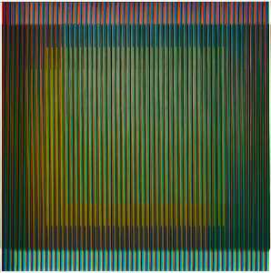 Carlos Cruz Diez - Physichromie Non 2543