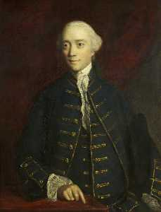 Joshua Reynolds - thomas willoughby , 4th baron middleton