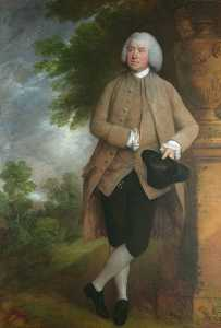 Thomas Gainsborough - charles tudway , MP