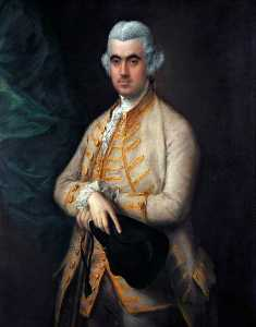 Thomas Gainsborough - Monsieur robert clayton ( 1740–1799 )