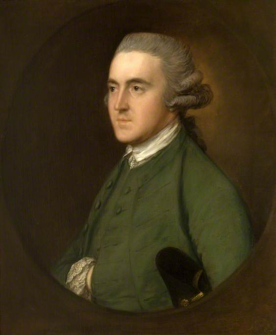 john bragge ( 1741–1784 ), 1767 de Thomas Gainsborough (1727-1788, United Kingdom) | Reproductions D'œuvres D'art Thomas Gainsborough | WahooArt.com