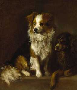 Thomas Gainsborough - Tristram et fox