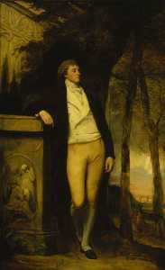 George Romney - william beckford ( 1760–1844 )