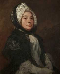 George Romney - esther taubman , née Christian