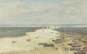 Edward Seago - Soir , Blakeney