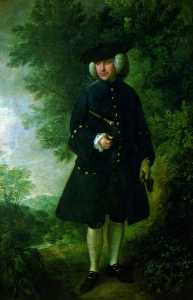 Thomas Gainsborough - dr rice charleton