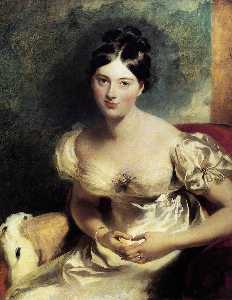 Thomas Lawrence - Margaret , Comtesse de Blessington
