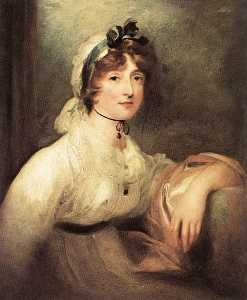 Thomas Lawrence - Diane Sturt , lady milner