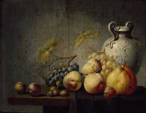 Harmen Van Steenwyck - Nature morte avec fruits