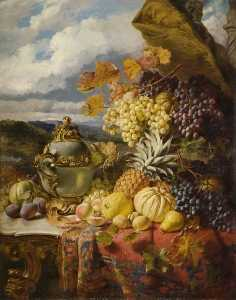William Duffield - fruits