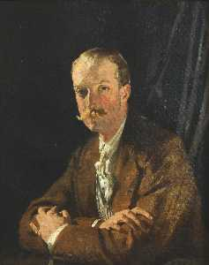 William Newenham Montague Orpen - Geoffrey , Quatrième Marquis de Headfort